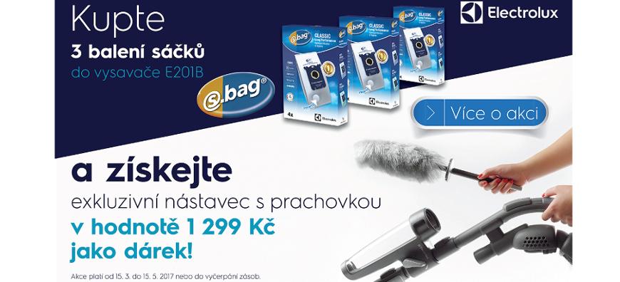 Electrolux Kup 3 balení sáčků