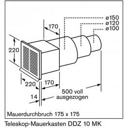 Bosch DDZ10MK